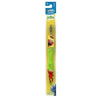 Crest Sesame Street Kids Cavity Protection Toothbrush, 1 each