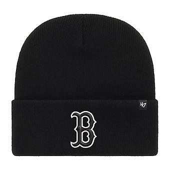 47 Brand Beanie Winter Hat - HAYMAKER Boston Red Sox