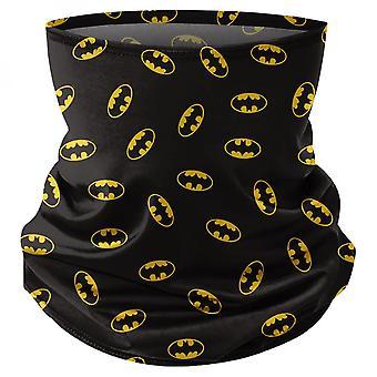 Batman klasszikus szimbólumok egész nyomtatási arc maszk Gaiter