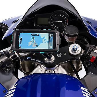 Galaxy s9 s9+ motocykl vidlice představec připojit vodotěsné těžké pouzdro