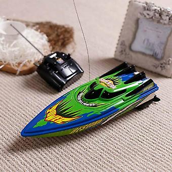 Radio Remote Control Twin Motor High Speed Boat, Rc Racing Outdoor Racing Boat