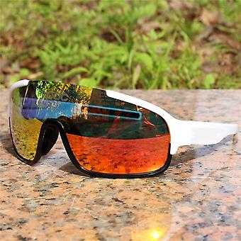Polarized Airsoftsports Blade Cycling Sunglasses, Men Sport Road Mtb Mountain