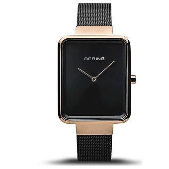 Bering - Armbanduhr - Damen - Classic - roségold poliert/gebürstet - 14528-166