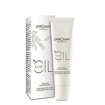 Postquam Olive Oil Eye Contour Cream 15ml
