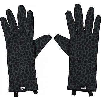 Mons Royale Volta Glove Liner - Leopard