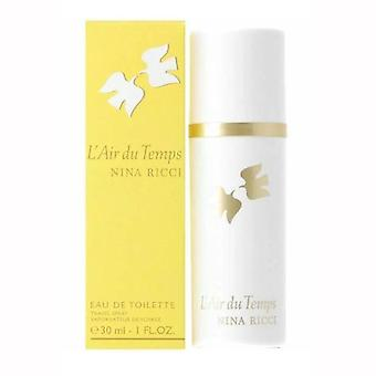 Nina Ricci L'Air Du Temps Travel Spray Eau de Toilette Spray 30ml