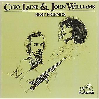 Best Friends: Cleo Laine & John [CD] USA import