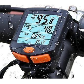 سرعة متر الدراجة الرقمية، متعددة الوظائف، وأجهزة الاستشعار الرياضية للماء، دراجة