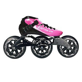 Skates Carbon Fiber Competition Roller Skate Wheels Racing Train Skating