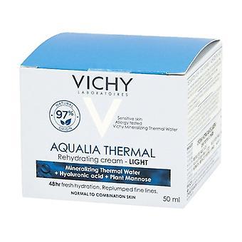 Aqualia Thermal-Crema reidratante - Leggera 50 ml di crema