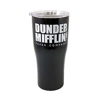 The Office Dunder Mifflin 30 oz Travel Mug