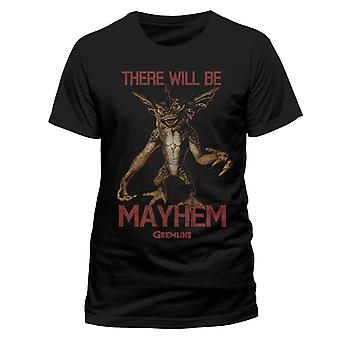 Gremlins Unisex Adult Mayhem T-Shirt