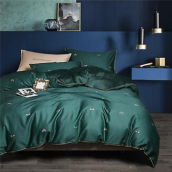 Hd Printed Premium Egyptian Cotton, Silky And Soft Duvet Cover For Family King