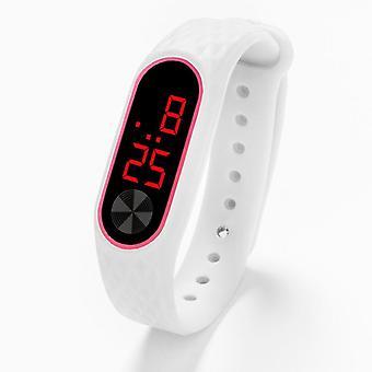 Bracelet Watch, Kids,, Sport, Electronic Wristwatch, Led Digital Clock