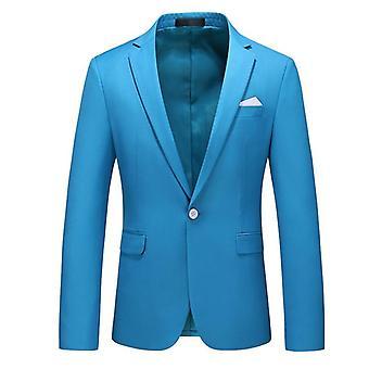 Takit Business Uniform Work Blazer Slim Fit Hääpuku