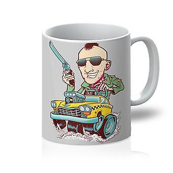 سائق سيارة أجرة ترافيس القدح