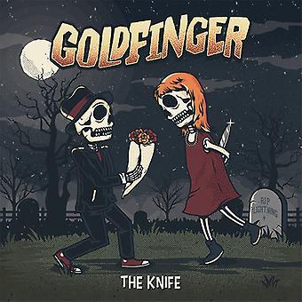 Goldfinger - Knife [Vinyl] USA import