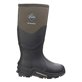 Muck Boots Unisex Muckmaster Hi Wellington Boots