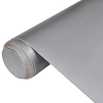 Car Foil Matte Silver 200 x 152 cm