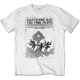 Pink Floyd Games For May B&W Official Tee T-Shirt Unisex