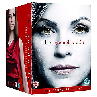 The Good Wife: The Complete Series DVD