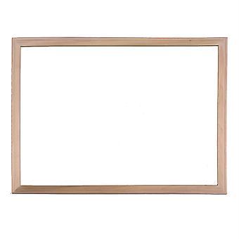 """Wood Framed Dry Erase Board, 18"""" X 24"""""""
