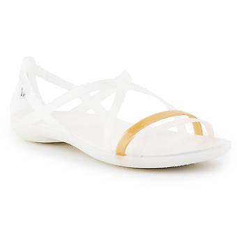 קרוקס איזבלה Strappy סנדל 204915159 אוניברסלי הקיץ נשים נעליים