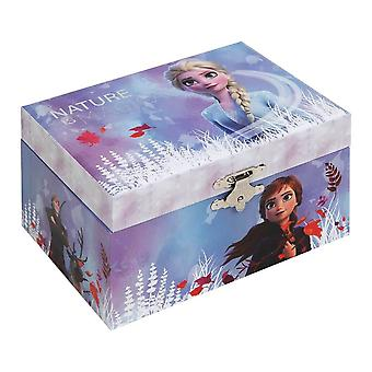 Disney Frozen 2 Muzyczne Pudełko jubilerskie