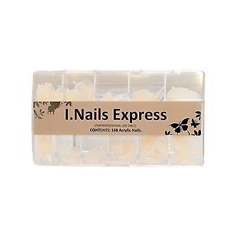 I.Nails Express Långa Fyrkantiga Tips