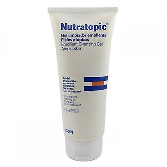 Isdin Nutratopic Emollient Cleansing Gel 200 ml