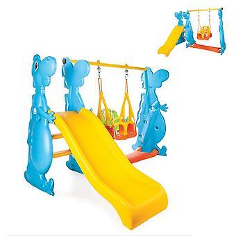 Pilsan 06099 swing, slide Dino slide længde 123 cm, fra 1 år til 50 kg