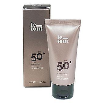 Facial Sun Cream Sun Protect Le Tout Spf 50+