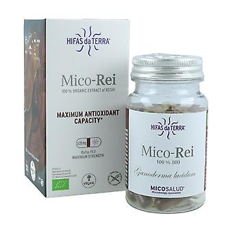 Mico Rei Pure Reishi Extract 30 softgels