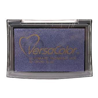 Tsukineko Versacolor Pigment Bläckkuddar - Rökblå