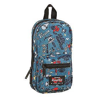 Backpack Pencil Case BlackFit8 Alienskate (33 Piezas)
