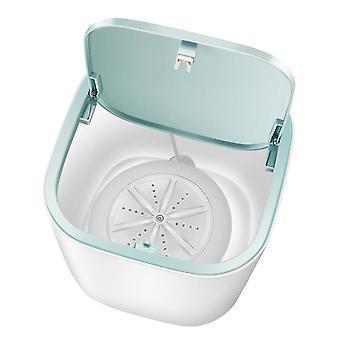 Prenosná automatická práčka s nabíjaním Usb - mini práčka na oblečenie