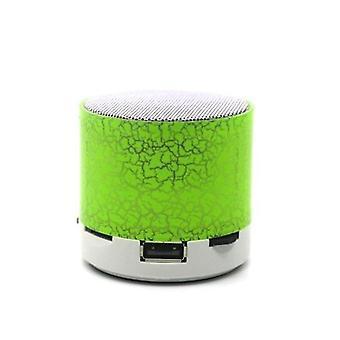 Kannettava Värikäs Mini Bt Kaiuttimet Langattomat Kädet Vapaa LED-kaiutin