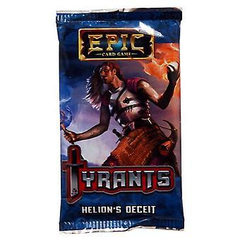 Epické kartové hry tyrani: Helion je deceit rozšírenie