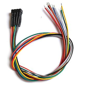 Dcc Nem 652 Trailing Wired Harnesses With Dcc Color 860003