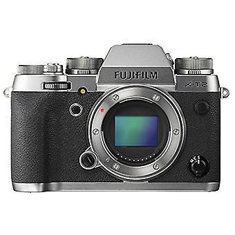 فوجي فيلم x-t2 مرآة جسم الكاميرا الرقمية - الفضة الجرافيت
