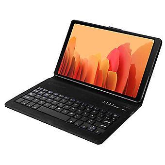 """Tabletti- ja näppäimistökotelo Hopeaelektroniikka Samsung TAB A7 10,4"""" T500/505 2020 con teclado Bluetooth 10,4"""" Sininen"""
