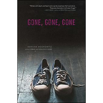 Gone Gone Gone by Hannah Moskowitz