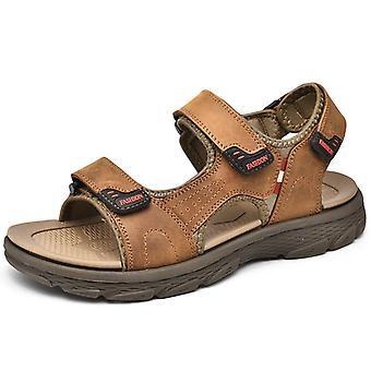 Men's Comfortable slippers 1EZ2022 Brown