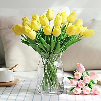 Etusivu Sisustus Kultainen lasi kukka maljakko