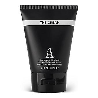 Shaving Cream Mr. A The Cream I.c.o.n. (100 ml)