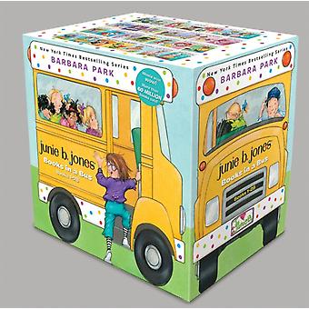 Junie B. Jones Books in a Bus  Books 128 by Barbara Park & Illustrated by Denise Brunkus