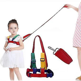 Pet kraver udnytter børn hyggelig trækkraft anti tabt læring / gå spædbarn sikkerhedssele seletøj