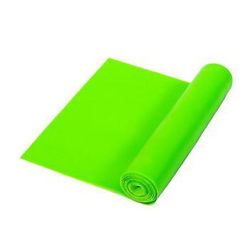 Bandas de resistencia más altas, bandas de ejercicio elásticas profesionales sin látex (verde)