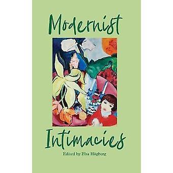 Modernist Intimacies