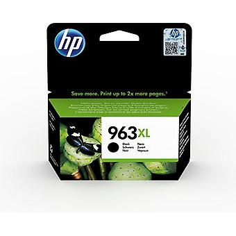 HP 963XL black original high capacity ink cartridge, High (XL) yield, Pigment-based ink, 47.86 ml, 2000 pages, 1 piece